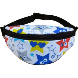 MRT's waist pouch made in europe dots